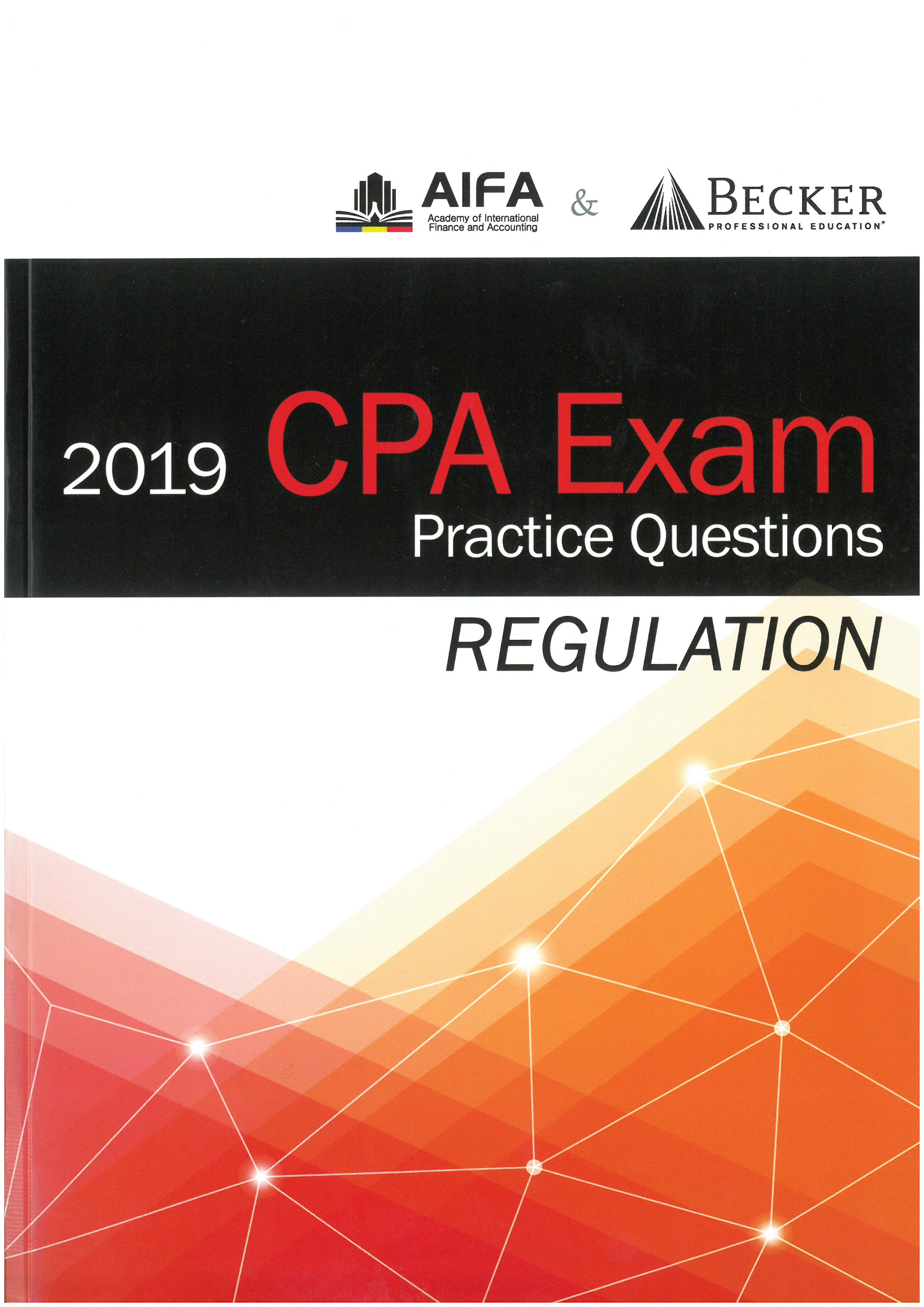 2020 BECKER CPA - REGULATION