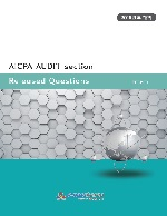 2012 - 2016 Released Questions - AUDIT