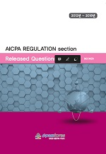 2012 - 2018 Released Questions - REGULATION